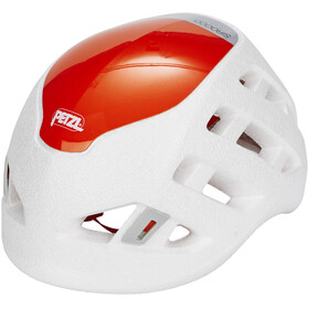 Petzl Sirocco - Casque - orange/blanc